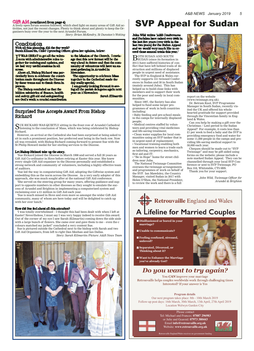 Jan 2019 edition of the A&B News - Page