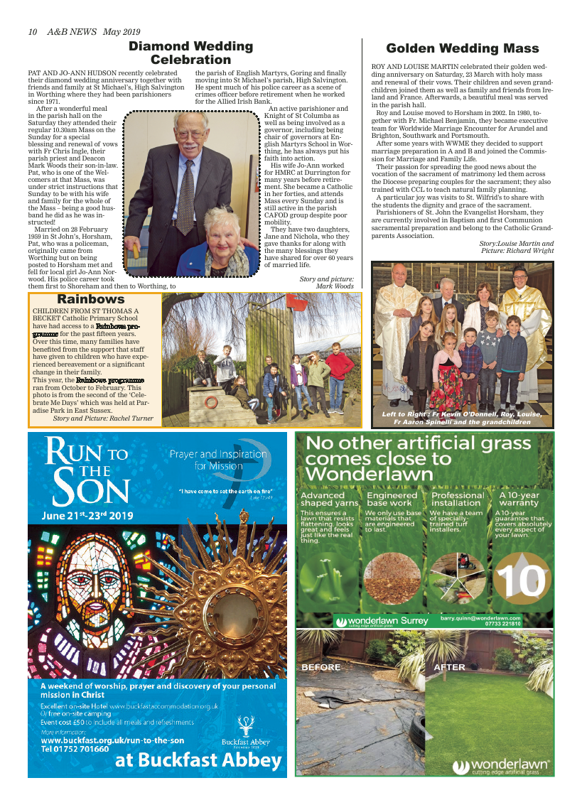 May 2019 edition of the A&B News - Page