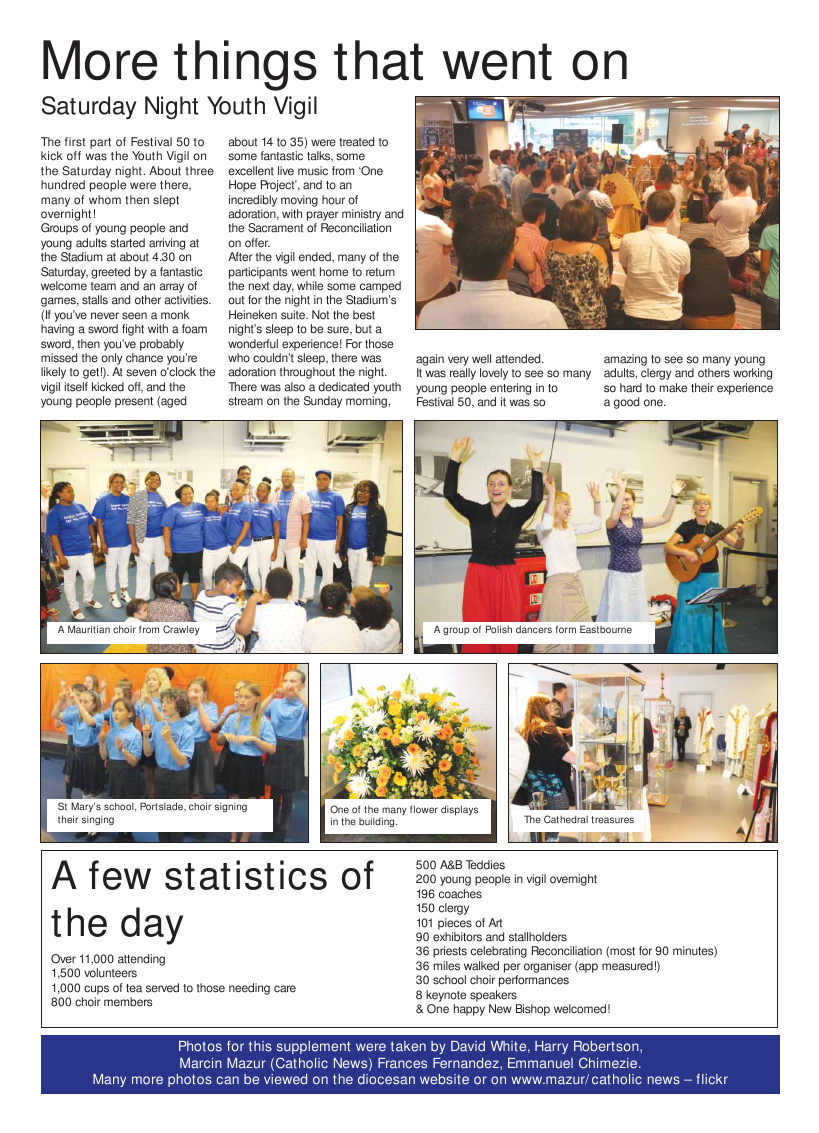 Sept 2015 edition of the A & B News