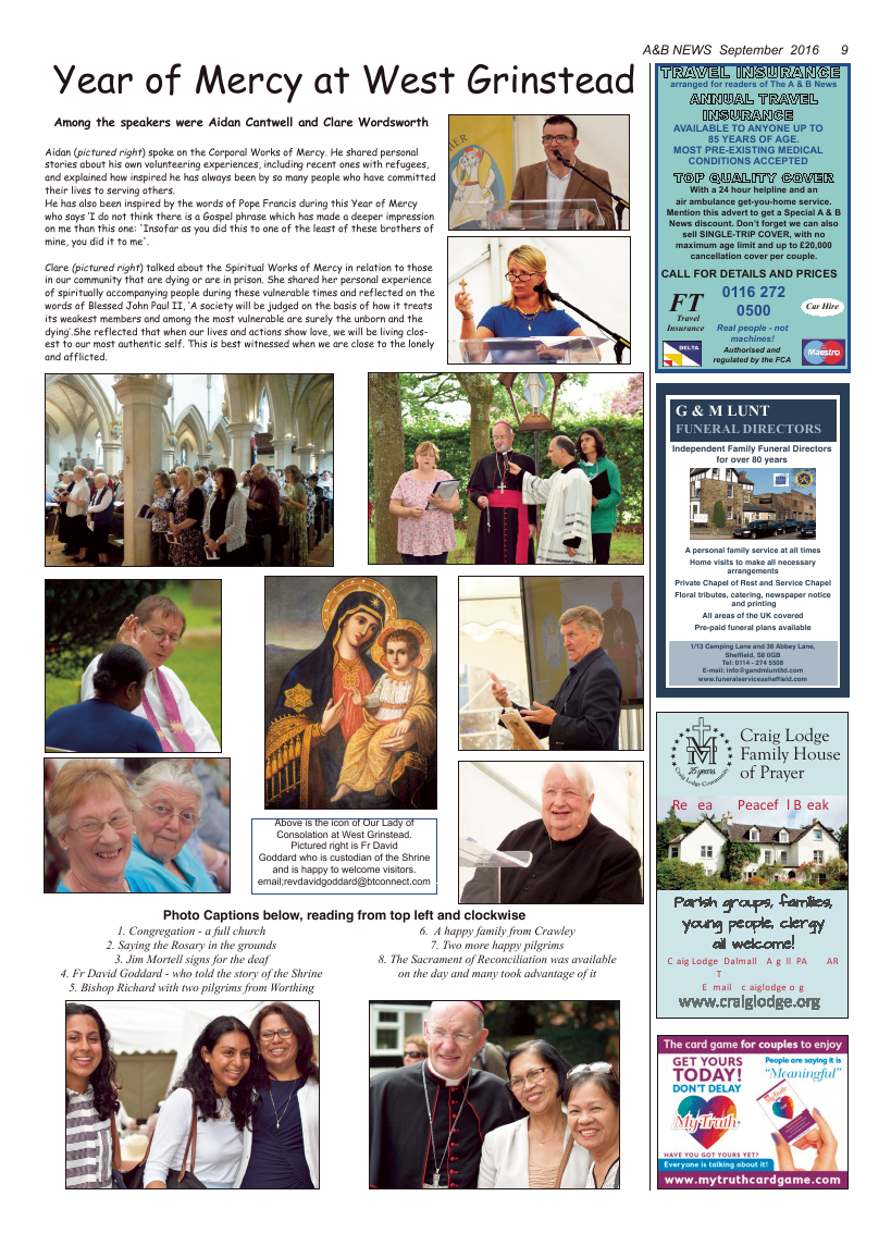 Sept 2016 edition of the A & B News - Page