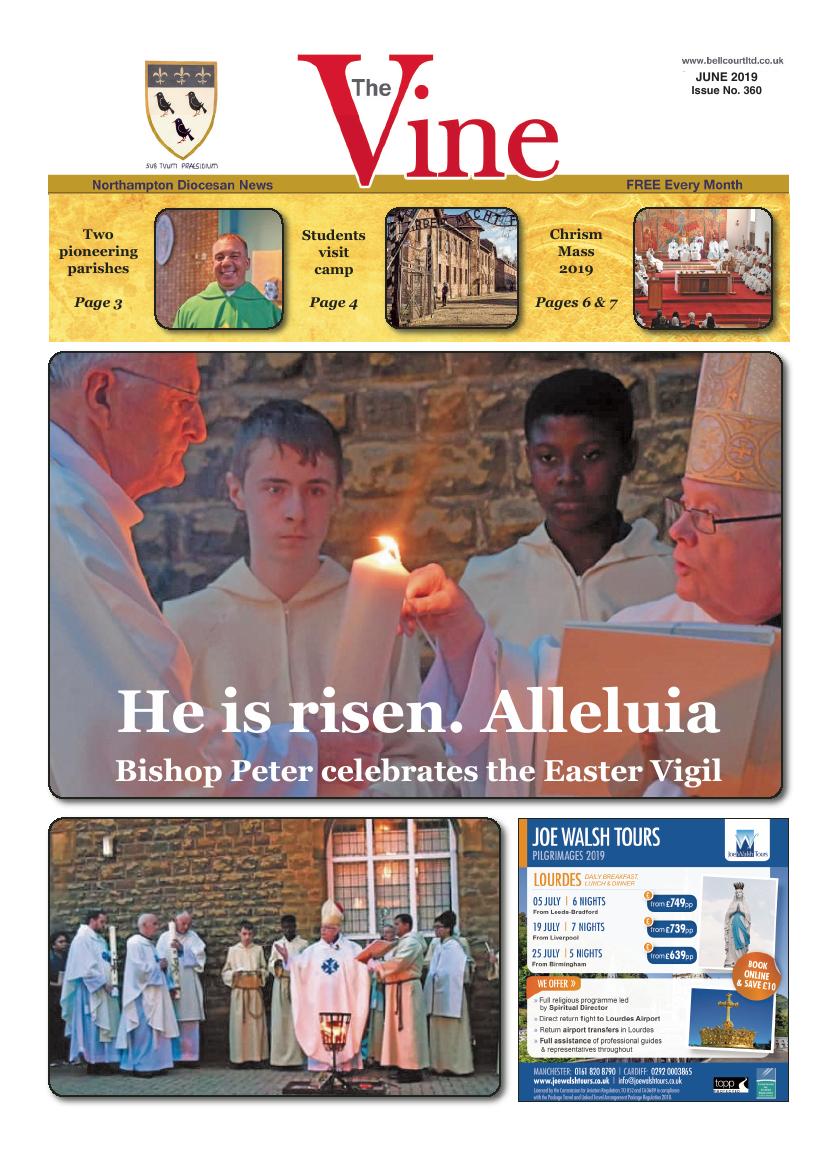 Jun 2019 edition of the The Vine - Northampton - Page