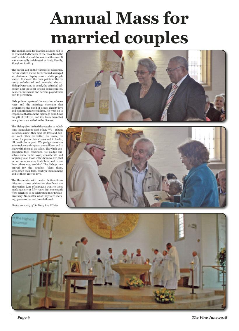 Jun 2018 edition of the The Vine - Northampton - Page